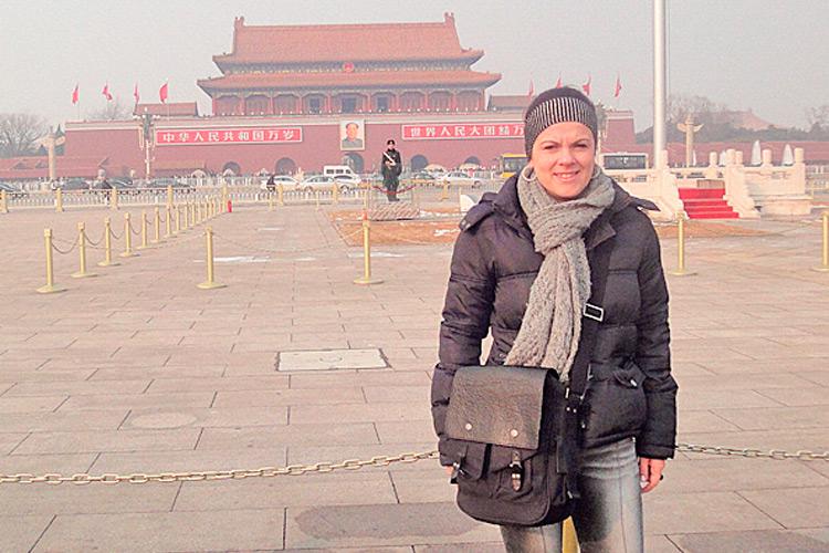 Die alte Kaiserstadt in Peking ist schon allein eine Reise nach China wert.