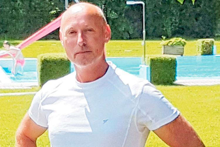 Bademeister Erwin Stocker freut sich auf die neue Saison.