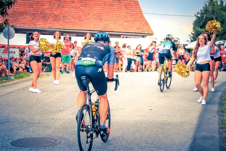 Am 19. Juli wird die Ultra Rad Challenge in Kaindorf gestartet.