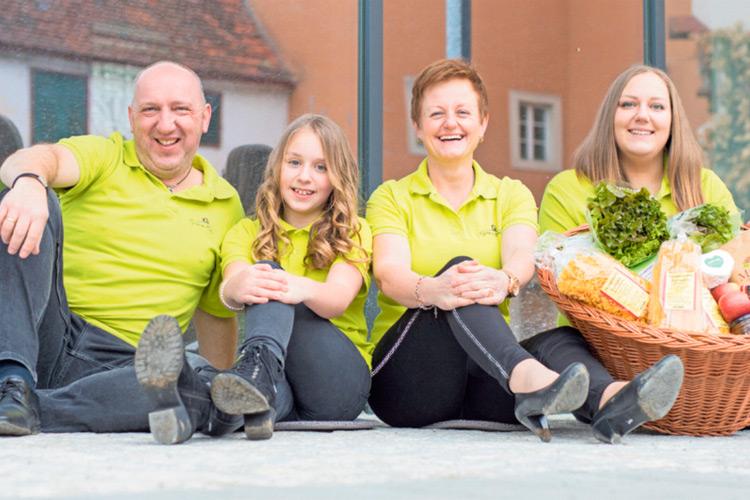 Die Unternehmerfamilie Gregorc betreibt den Murkostladen.