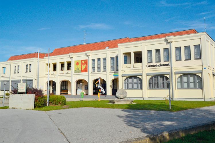 Im Gemeindeamt von Kemeten wird Bürgernähe gelebt.