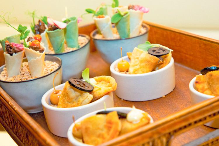Spitzenkulinarik aus der Küche von Spa Resort Styria Küchenchef Martin Maierhofer.