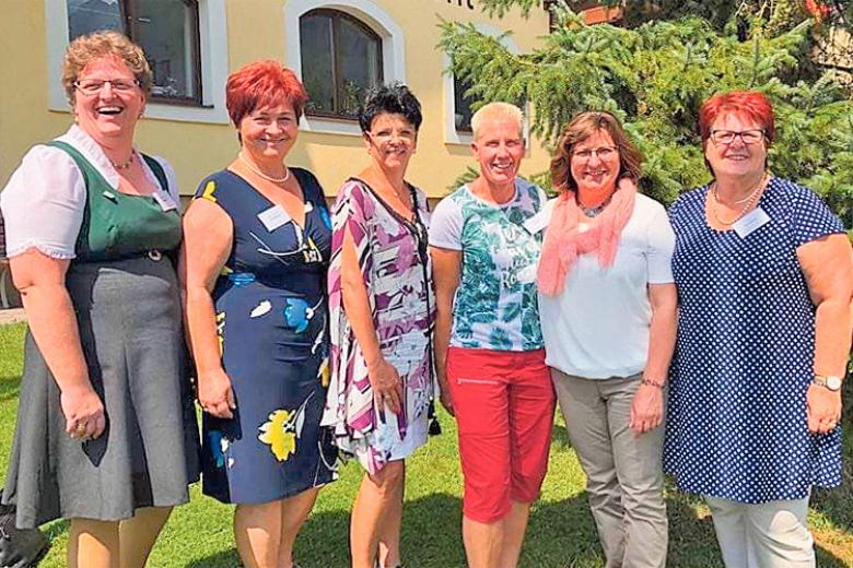 sterreichs Brgermeisterinnen treffen sich in Puch bei Weiz