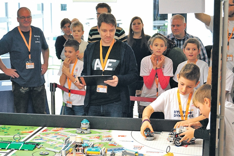 First LEGO® League in Graz