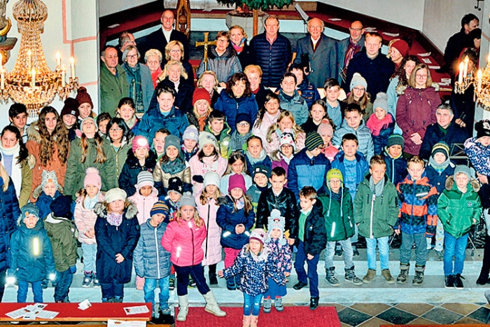 """Advent in Neudau"" gut besucht"