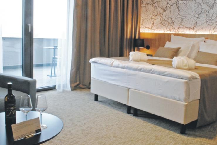 Das casino mond erweitert sein angebot um ein neues design for Essen design hotel