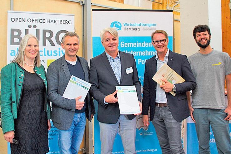 Bildungs- und Berufsmesse Hartberg: Zweites Lehrlings