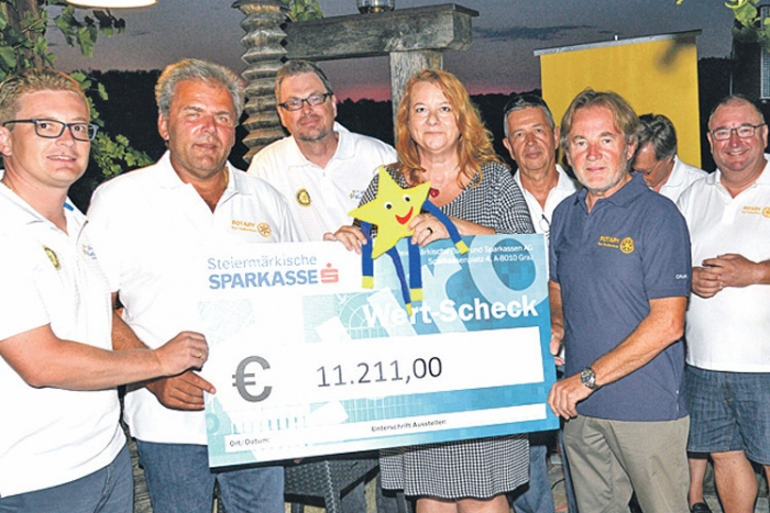 4. Charity Golfturnier des Rotary Clubs